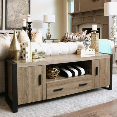 Woodbridge Home Designs Gilbert TV Stand | AllModern