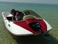 Лодка KRUZ-350 lx. Отличный вариант на все случаи жизни. И цена совсем не кусается:)