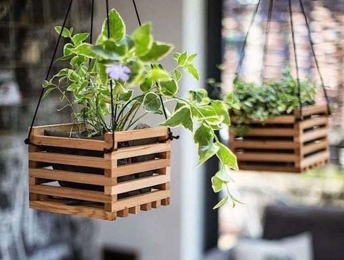 the 25+ best jardiniere bois pas cher ideas on pinterest | mur