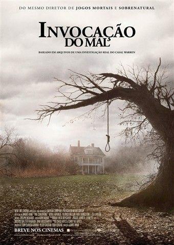 Invocação do mal - http://www.iguatemi.com.br/saocarlos/cinema/invocacao-do-mal-3295/ #cinema #cineiguatemi