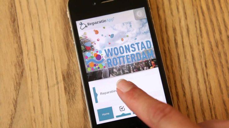 Woonstad Rotterdam - ReparatieApp®