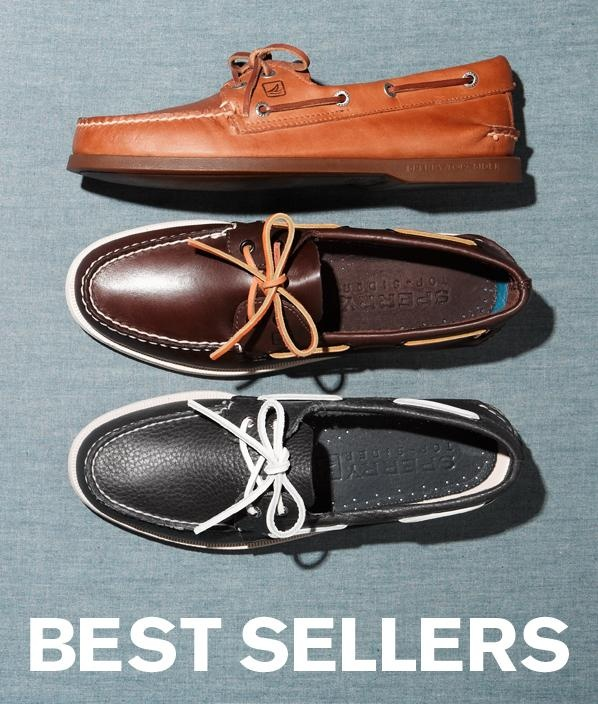 Customer Favorite: Sperry Top Sider Boat Shoes.