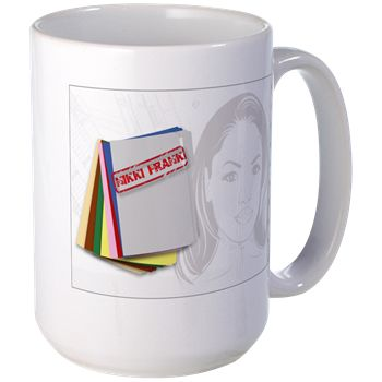 Nikki Frank Confidential Mugs