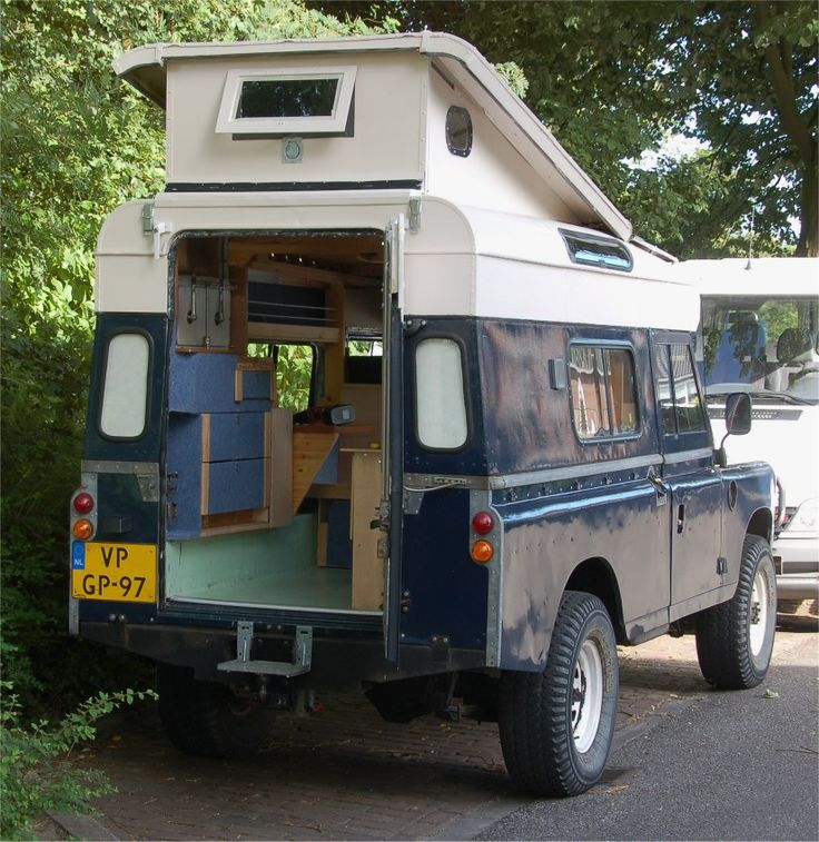 116 Best Images About Land Rover Campers On Pinterest