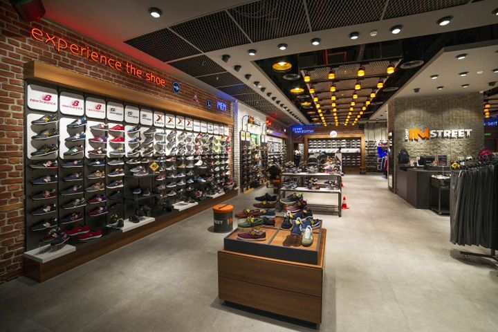 Sport In Street Ozdilek by Ayhan Güneri Architect, Istanbul – Turkey » Retail Design Blog