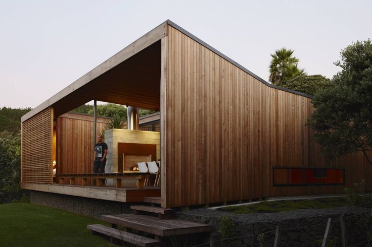 Bethells Bach by Herbst Architects