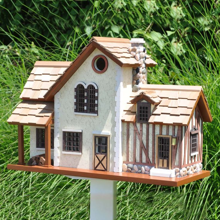 1372 best images about birdhouse plans on Pinterest | Purple ...