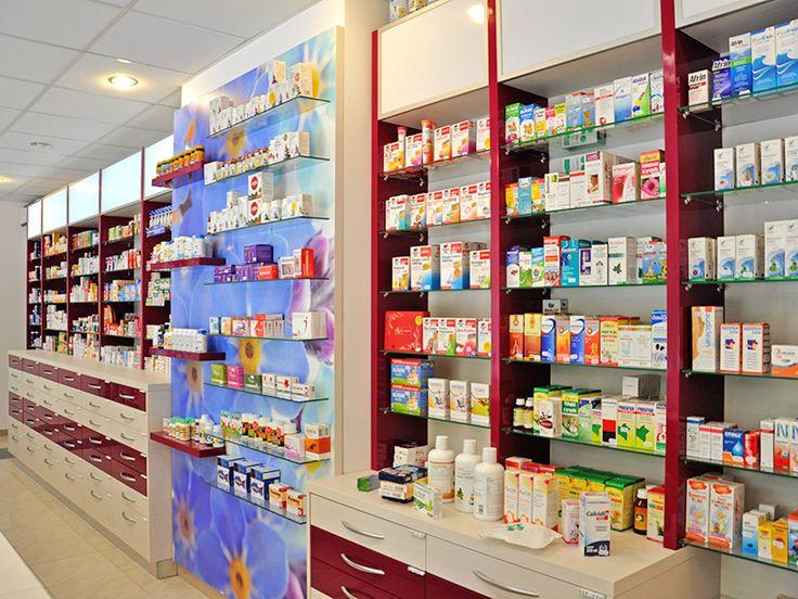Amenajare farmacia Myosotis Braila - al 15-lea proiect de amenajare cu Myosotis.  http://www.sertarefarmacii.ro/page/35-continuam-proiectele-de-amenajare-a-farmaciilor-myosotis