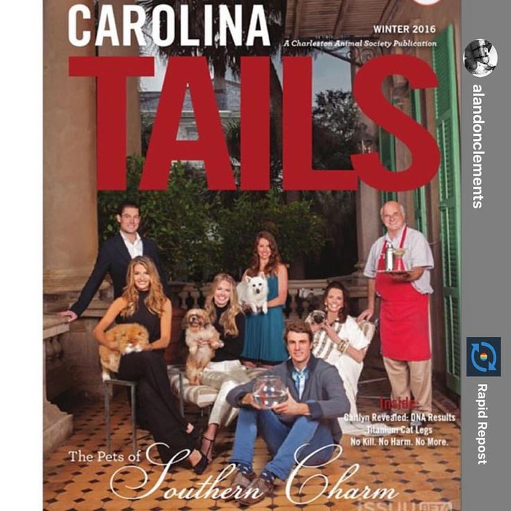 Patricia Altschul and the cast of Southern Charm