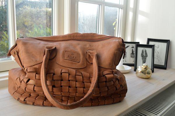 ADAX bag. Bought in November 2013.