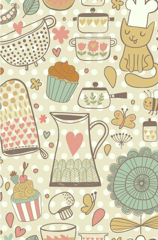 10 best papeles murales para cocina images on pinterest - Murales para cocina ...