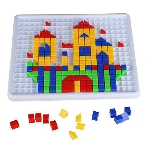 Oferta: 11.99€ Dto: -57%. Comprar Ofertas de Arte creativo plástico Mosaico rompecabezas Pintura bloques de construcción de juguetes educativos (420pcs) barato. ¡Mira las ofertas!