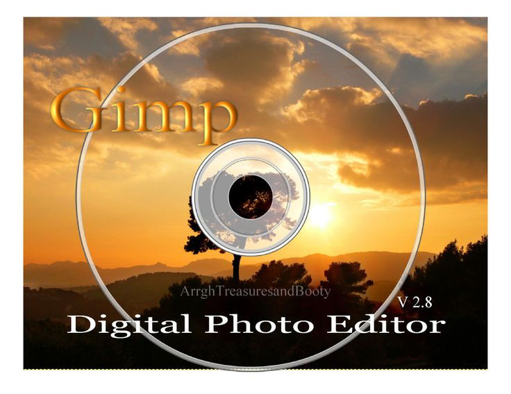 Gimp Digital Photo Editor - Graphics Editing Effects Compatible with Photoshop   #Microsoft