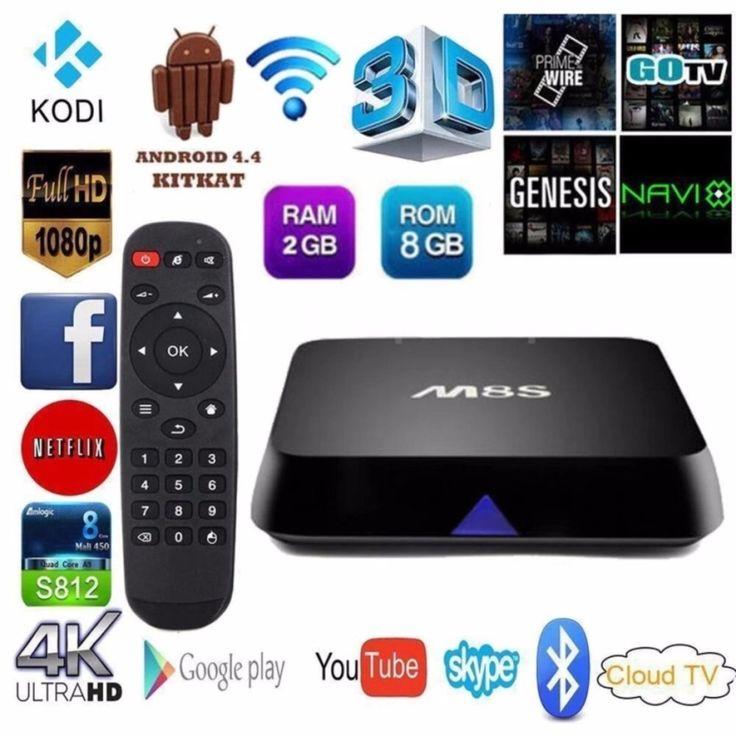 รีวิว สินค้า Android Smart TV Box M8S กล่องแอนดรอยทีวี M8S KODI Quad Core Android 4.4 ☪ โปรโมชั่นลดราคา Android Smart TV Box M8S กล่องแอนดรอยทีวี M8S KODI Quad Core Android 4.4 ด่วนก่อนจะหมด | discount code Android Smart TV Box M8S กล่องแอนดรอยทีวี M8S KODI Quad Core Android 4.4  รายละเอียด : http://online.thprice.us/sJjw7    คุณกำลังต้องการ Android Smart TV Box M8S กล่องแอนดรอยทีวี M8S KODI Quad Core Android 4.4 เพื่อช่วยแก้ไขปัญหา อยูใช่หรือไม่ ถ้าใช่คุณมาถูกที่แล้ว เรามีการแนะนำสินค้า…