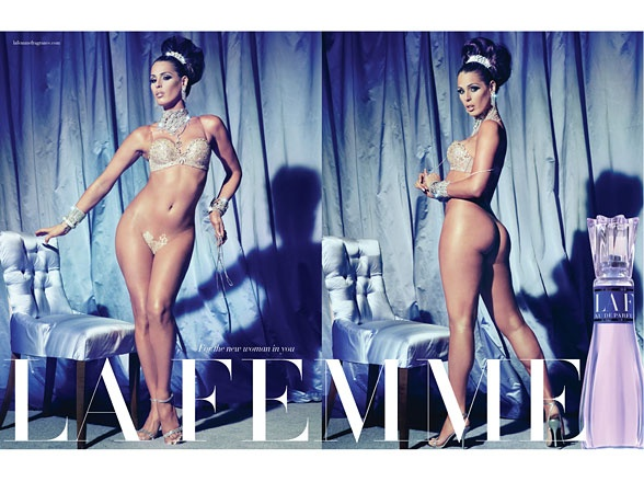 Carmen Carrera by Stephen Meisel
