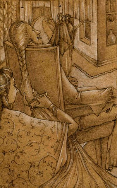 Sir Manga Melifaro by PunainenTaiteilija.deviantart.com on @DeviantArt