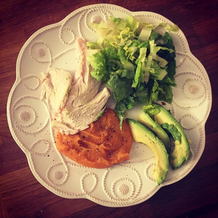 Simple Dinner. #delicious #celiacapproved #saturdaynight # ...