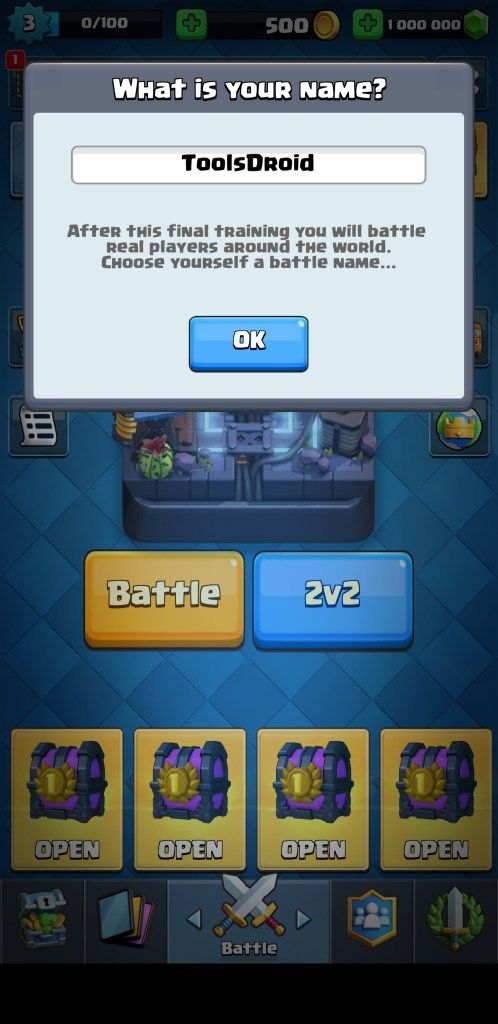 download clash royale apk private server