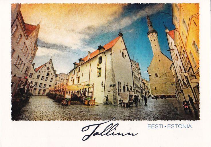 Estland - Talinn