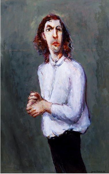 Garry Shead 'Tom Thompson' 1993 winner