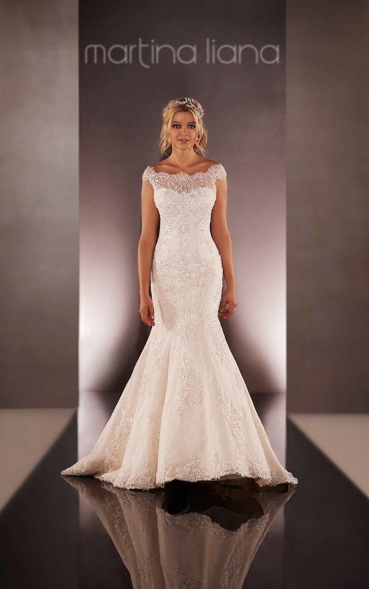 Gorgeous Martina Liana Wedding Dresses - MODwedding