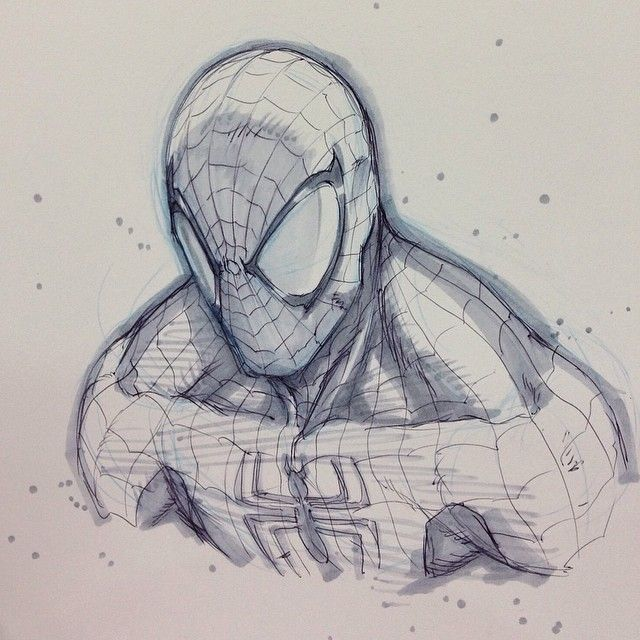 Spider-Man by Alvin Lee *