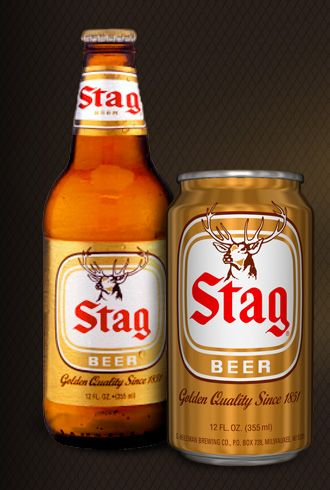 Stag Beer best beer ever!