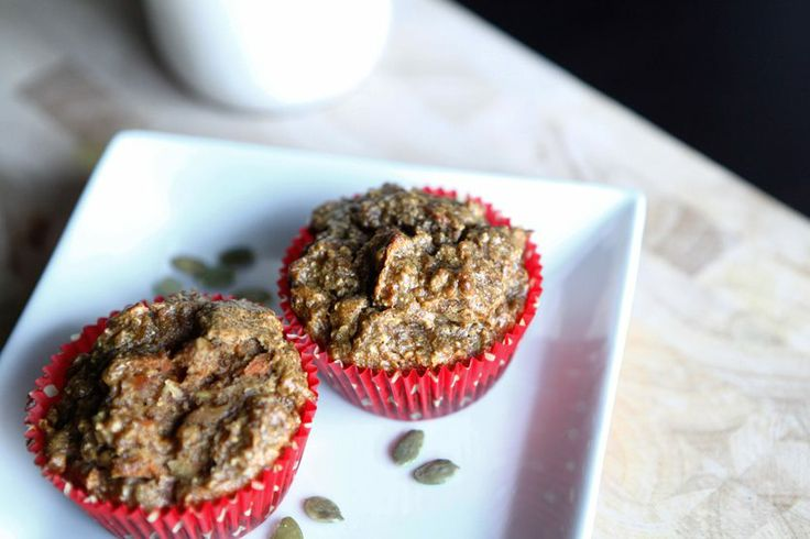 Paleo Nut-less Muffins #AmazingPaleo