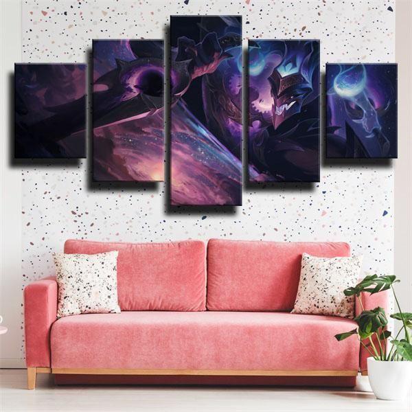 Dota 2 Medusa In 2020 Canvas Art Wall Decor Canvas Wall Art Set Wall Art Decor