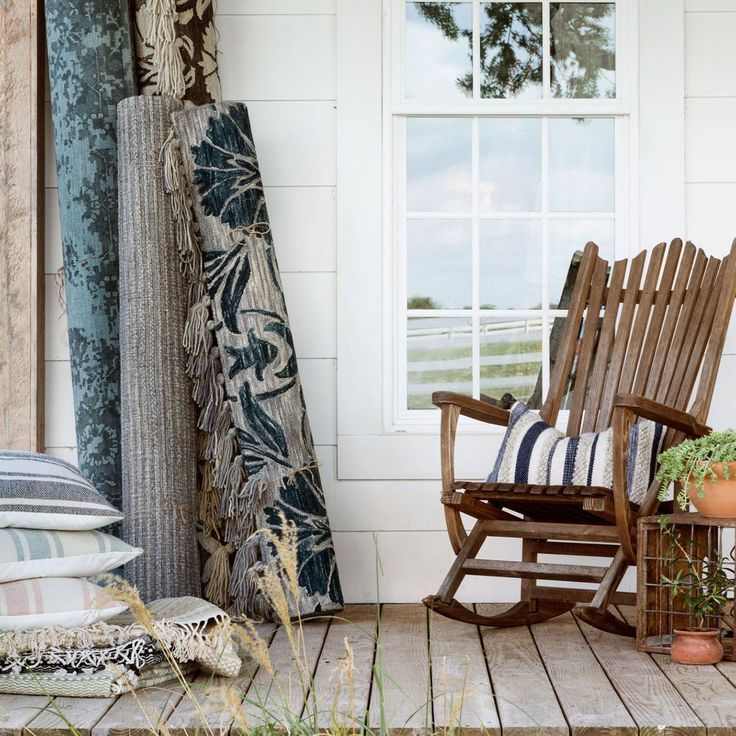 Shop the Drake Collection from Magnolia Home by Joanna Gaines at Woodstock Furniture and Mattress Outlet.  This is a decidedly stunning collection hand woven in India.  Special financing available.