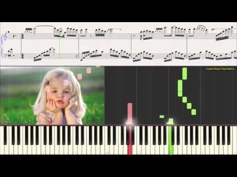 Joie de Vivre (Радость жизни) - George Davidson (Ноты для фортепиано) (p...