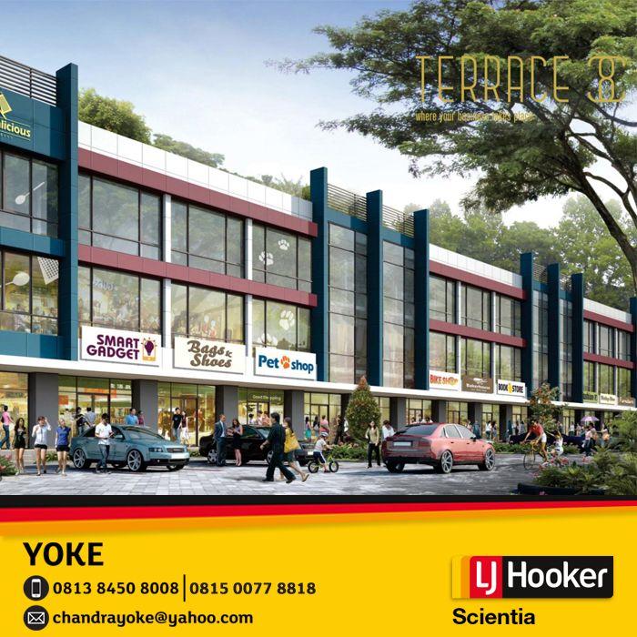 RUKO Terrace 8 @ Suvarna Sutera