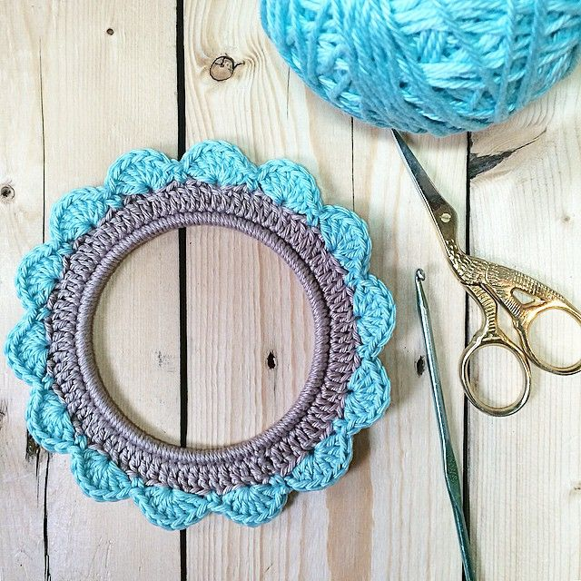 105 migliori immagini crochet home decor su pinterest casa deko e filo Crochet home decor pinterest