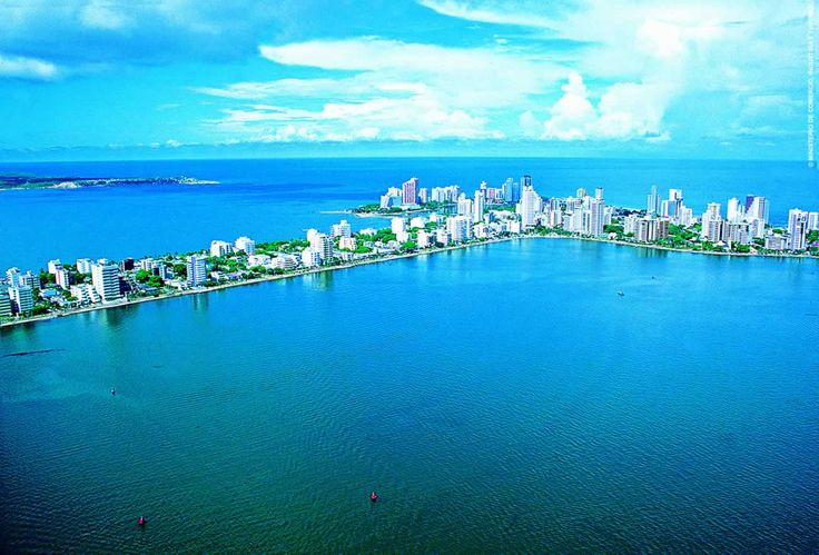 Destino: Cartagena-Colombia. Latin-place.com