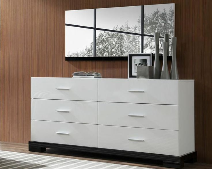 1000 Images About White Dresser With Mirror On Pinterest