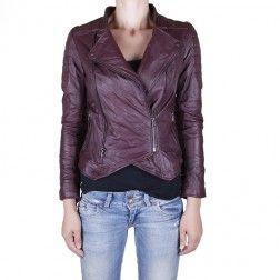 Be Tween leather jacket