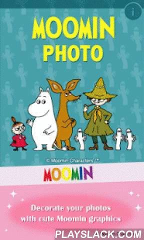 Moomin Photo  Android App - playslack.com , Cute Moomin frames and stickers to decorate your photos. Everything before your eyes seems new like a new experience.With this easy-to-use app you can combine the views and characters of the Moomin Valley to your own photos. Whether you favourite is Snuffkin, Little My, Moomintroll or any other of these adorable creatures of Tove Jansson... Would you like to make and share memorable images with your favourite character? Moomin photo is a unique…