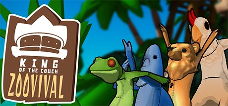 [Steam] King of the Couch: Zoovival Launch Discount(9.99$/15% OFF)