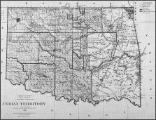 Resource for Indian Territory info in Oklahoma