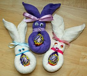 16 best gifts for elderly images on pinterest senior gifts craft and other activities for the elderly more face cloth easter bunny ideas negle Images
