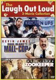 The Laugh Out Loud Collection: Grown Ups/Paul Blart: Mall Cop/Zookeeper [2 Discs] [DVD]