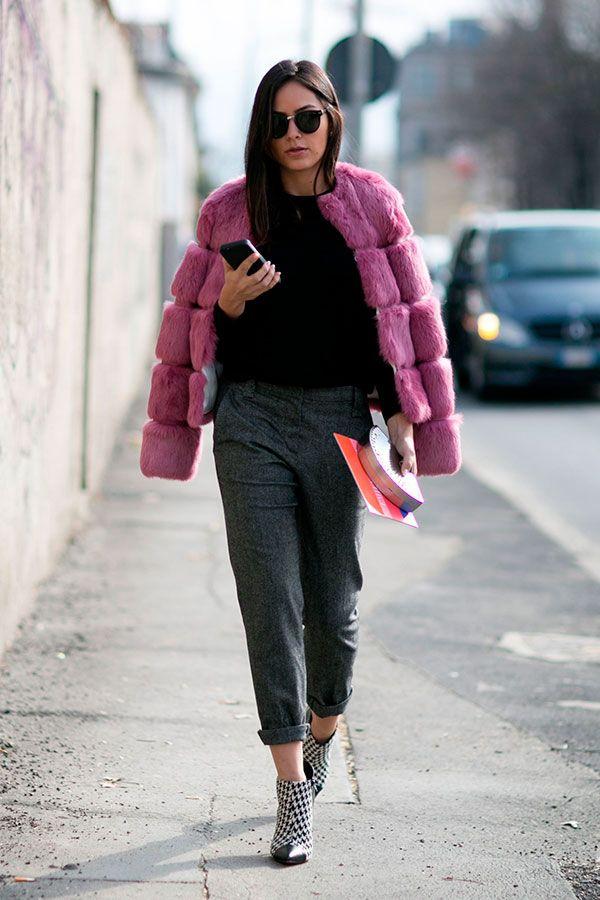 Como manter o estilo até o final do inverno
