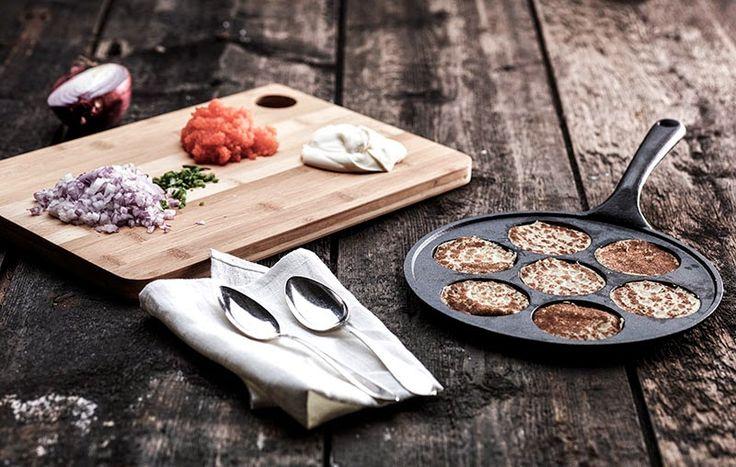 Pikkutalon elämää: Viikonloppuna syödään!