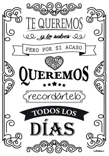 Best 25 Letras para carteles ideas on Pinterest  Carteles con