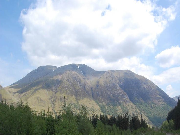 Glen Nevis, Fort William