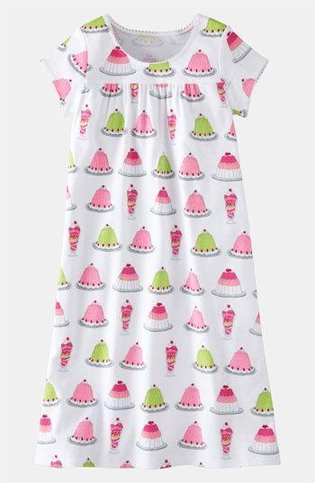 Handmade Frenzy: Little Girl's Summer Nightgown