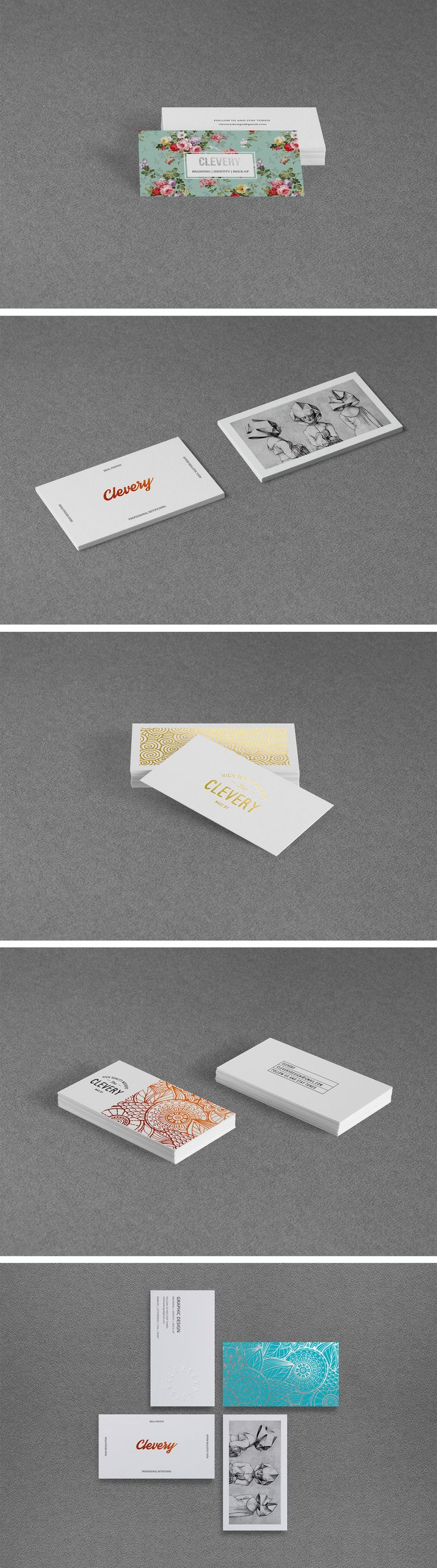 148 best business cards images on pinterest