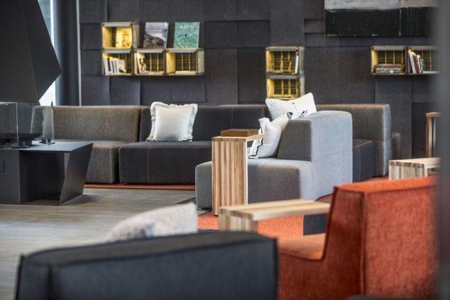 WAN INTERIORS Hotels, Hotel La Ferme, Québec, Canada