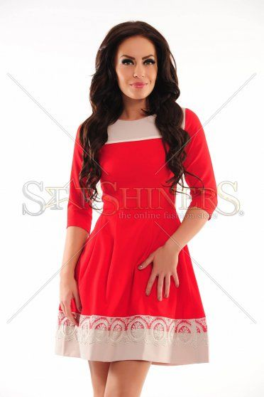 Rochie LaDonna Magical Wish Red