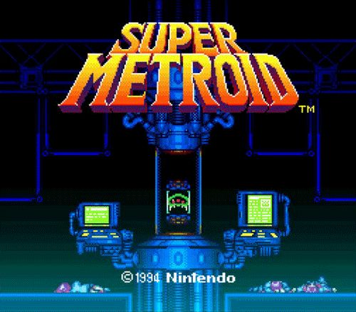 Super Metroid. One of my fondest gaming memories. I spent hours mapping this game by hand.